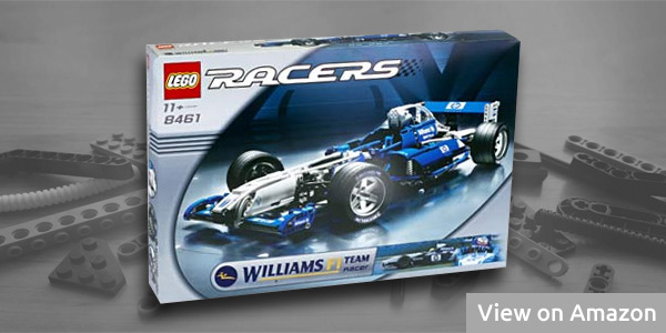 Lego F1 Williams Team Racer