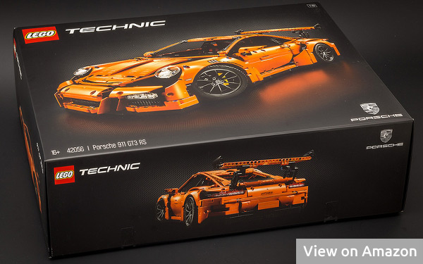 Lego Technic 42056 Porsche 911 GT3 RS Review | Lego Sets Guide