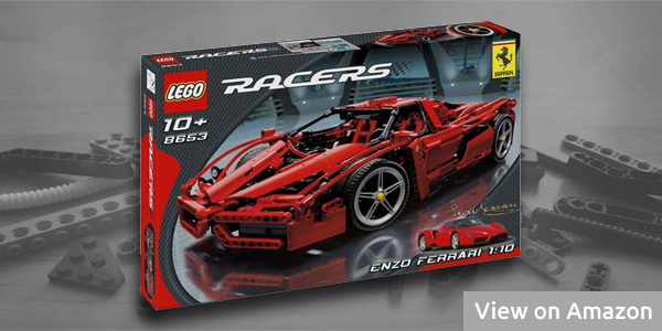 Lego Racers Ferrari Enzo