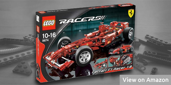 4 Best Lego Technic Ferrari Sets Lego Sets Guide