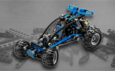 Lego Technic 8296 Dune Buggy Review