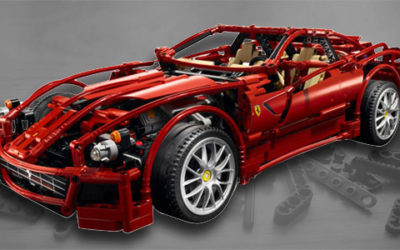 4 Best Lego Technic Ferrari Sets