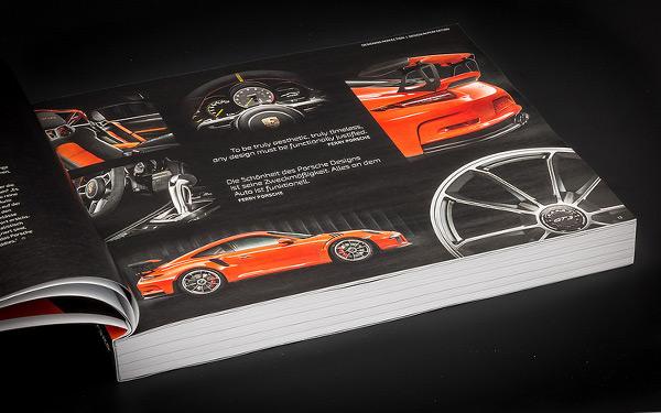Lego Technic Porsche GT Book