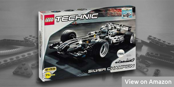 Lego Technic Silver Champion