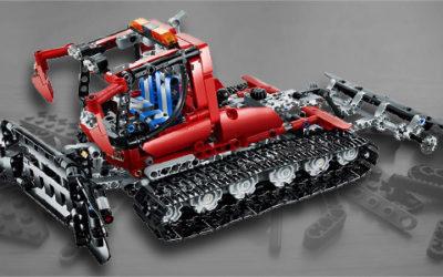 Review: Lego Technic 8263 Snow Groomer