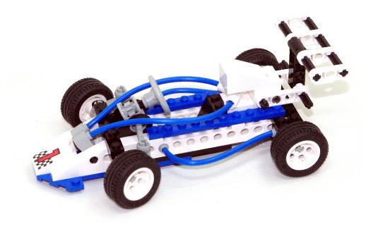 Mein erstes Lego Technic Set