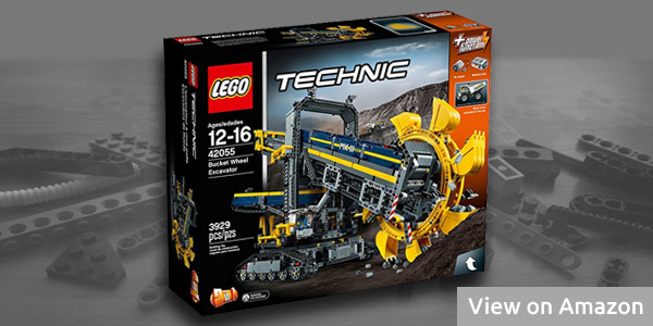 Largest Lego Technic Set