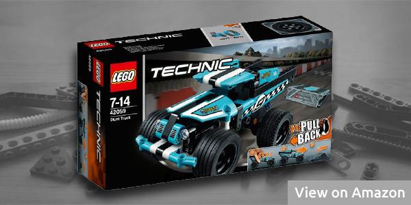 Lego 42059 Stunt Truck