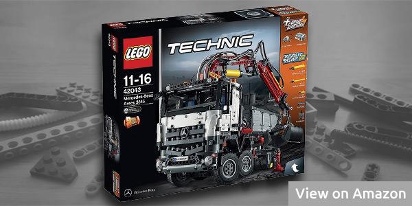 Lego Technic Mercedes Arocs