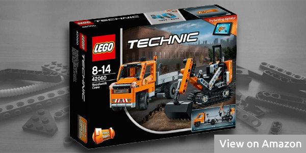 Lego Technic 2017 Roadwork