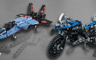 Lego Technic 2017 Sets – All New Models