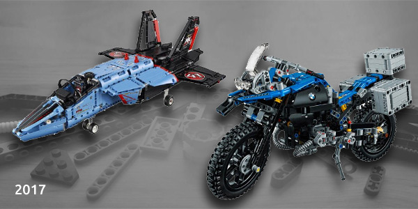 lego technic 2017 sets all new big models lego sets guide. Black Bedroom Furniture Sets. Home Design Ideas
