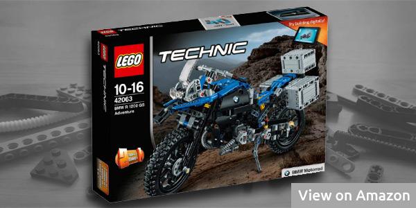 Lego Technic BMW Motorbike