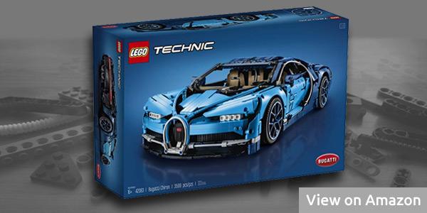 Lego Bugatti Chrion