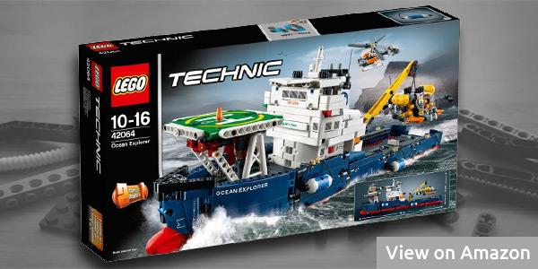 Lego Technic Ocean Explorer