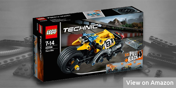 Lego Technic Stunt Bike 2017