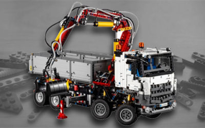Best Lego Technic Sets for Adults 2018