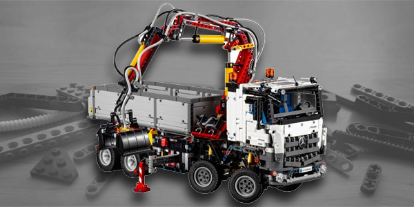 Best Lego Technic Sets for Adults 2019