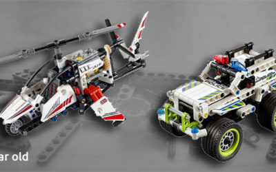 Lego Technic Sets for 8 Year Old Kids