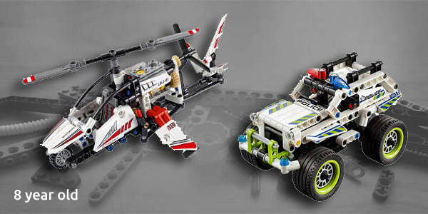 Lego Technic Sets for 8 Year Old