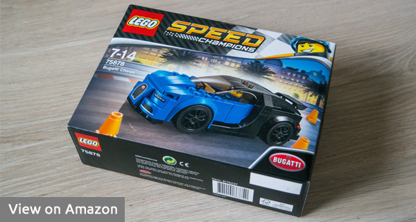Lego Bugatti Chiron Box