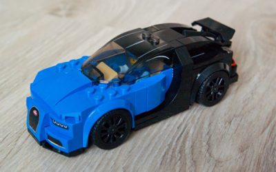 Lego Bugatti Chiron Speed Champions Review