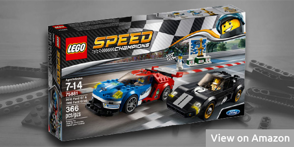 Lego Speed Champions Ford GT 2016