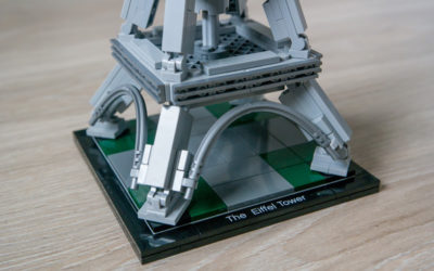 Lego Architecture Eiffel Tower 21019 Review