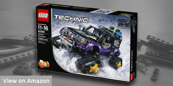 Lego 42069 Summer 2017 Set