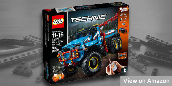 Lego Technic 42070 Set