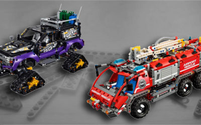 Lego Technic Summer 2017 Sets