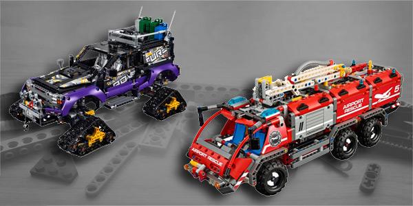 Lego Technic Summer 2017 Sets
