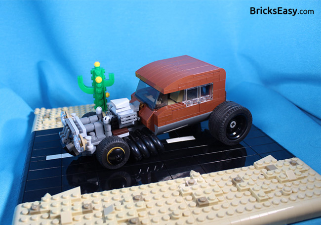 My Lego MOC – Rat Rod