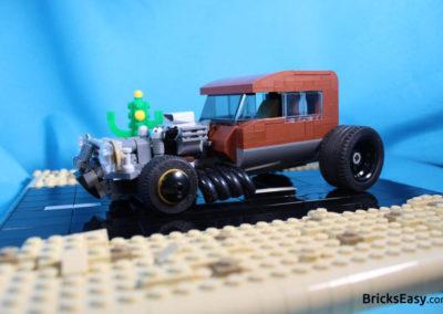 Rat Rod Lego MOC 01