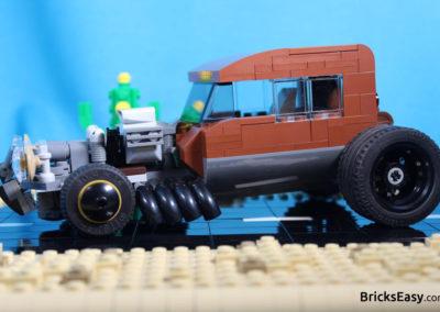 Rat Rod Lego MOC 02