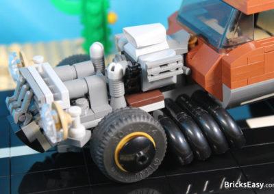 Rat Rod Lego MOC 03