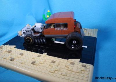 Rat Rod Lego MOC 04