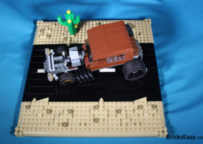 Rat Rod Lego MOC 05