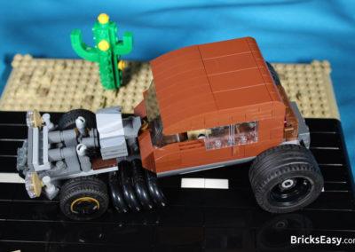 Rat Rod Lego MOC 06