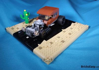 Rat Rod Lego MOC 08