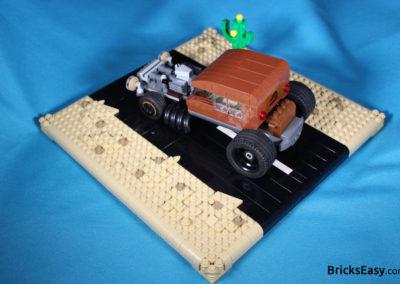 Rat Rod Lego MOC 09