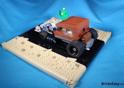 Rat Rod Lego MOC 10
