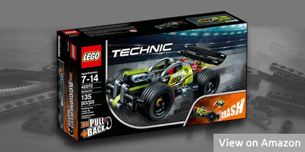 Lego Technic 42072 Whack