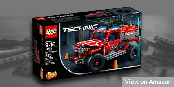 Lego Technic 42075 First Responder