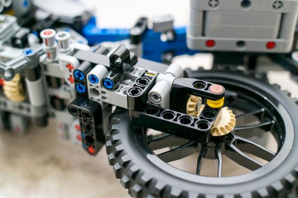 Lego Technic BMW 2