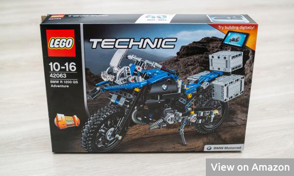 Lego Technic BMW Bike Amazon