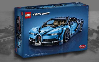 Lego Technic Bugatti Chiron vs Porsche 911 GT3 RS