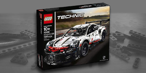 Best Lego Porsche Sets – Reviews