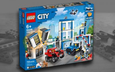 Best Lego City Police Sets 2021