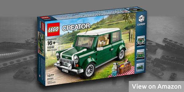 Lego Creator Car Mini Cooper